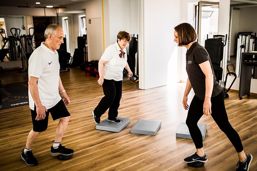 Physiotherapie - Unsere Kursangebote
