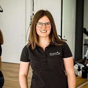 Andrea Miller - Physiotherapeutin