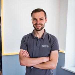 Florian Lahner - Physiotherapeut, B.A. Interprofessionelle Gesundheitsversorgung