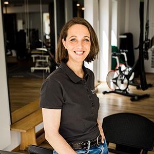 Ines Scharpf - Physiotherapeutin, Geschäftsführerin