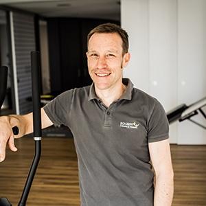 Jonas Scharpf - Physiotherapeut, Geschäftsführer