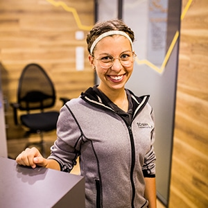 Lena Maier - Anmeldung, Übungsleiterin Rehasport & Prävention