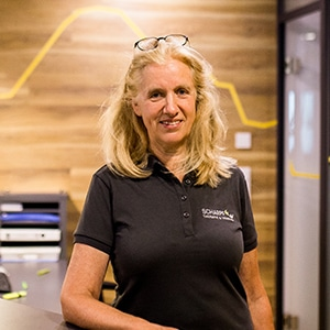 Maria Siegner - Anmeldung, Verwaltung
