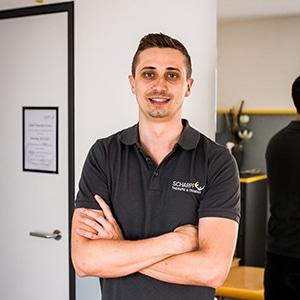 Niklas Dittmann - Dualer Student Interprofessionelle Gesundheitsversorgung