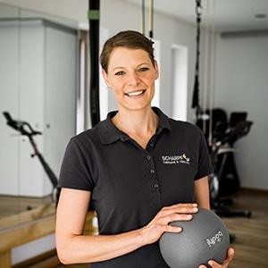 Rebecca Stimpfle - Physiotherapeutin, Sport- und Gymnastiklehrerin