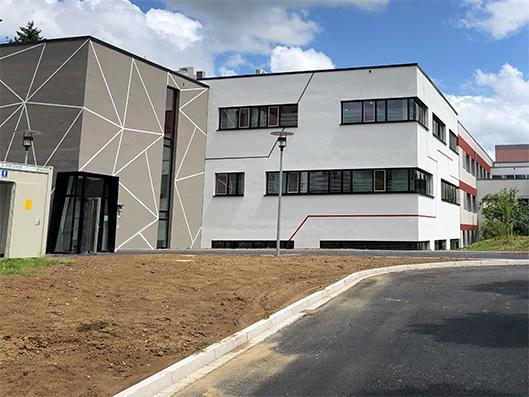 Physio Scharpf - Standort Praxiszentrum an der Klinik